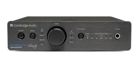 Cambridge Audio Dacmagic Plus Dac Magic Conversor Digital