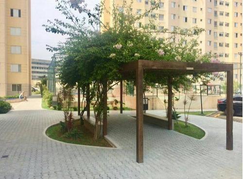 Apartamento À Venda, 44 M² Por R$ 245.000,00 - Jardim Maria Estela - São Paulo/sp - Ap0016