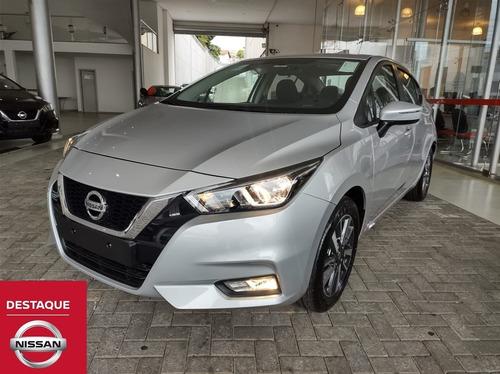 Nissan Versa Advance 0km Automático 2021