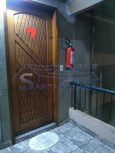 Apartamento Para Venda No Bairro Jardim São Bernardo Em São Paulo - Cod: Sc9526 - Sc9526