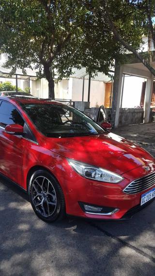 Ford Focus Iii 2.0 Sedan Titanium At6 2018