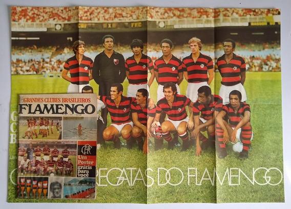 Revista Grandes Clubes Brasileiros - Complete A Sua Coleção.
