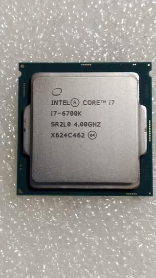 Processador Intel I7 6700k Lga 1151