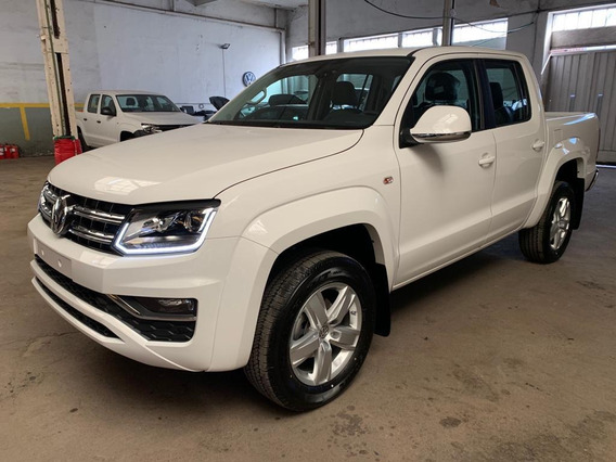 Volkswagen Amarok 2.0 Tdi 180cv 4x2 Highline At 2019 0km 18