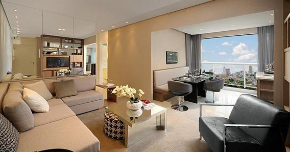 Apartamento Em Ipiranga, São Paulo/sp De 65m² 2 Quartos À Venda Por R$ 579.000,00 - Ap108531