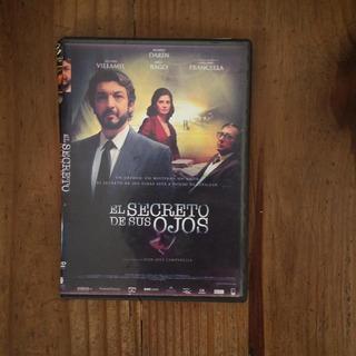 Película El Secreto De Sus Ojos Darin Villamil Rago Dvd (p2)
