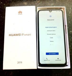 Huawei P Smart 2019 64gb Dual Sim - Promocao
