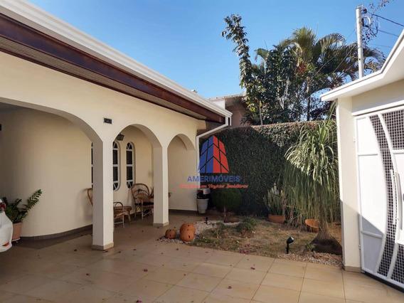 Casa Com 2 Dormitórios À Venda, 160 M² Por R$ 590.000 - Jardim Paulistano - Americana/sp - Ca1349