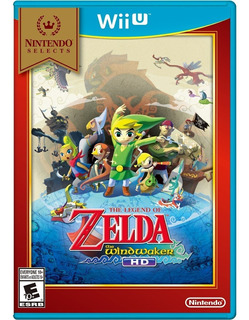 The Legend Of Zelda: The Wind Waker - Nintendo Selects (wii
