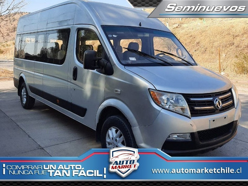 Minibus Dongfeng E-travel 16+1 Diesel | 2.500 Km | Año 2015