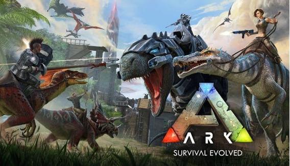 Ark Survival Evolved - Pc Steam - 100% Original