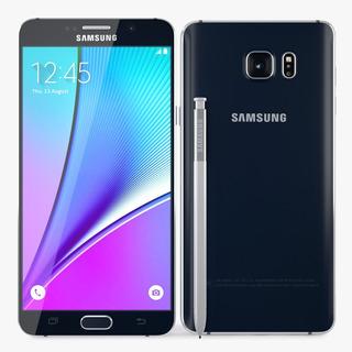 Samsung Galaxy Note 5 32gb 4gb Ram Refabricado Cuotas