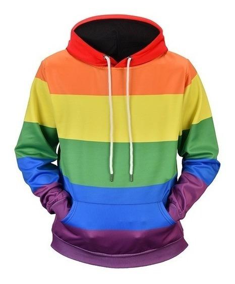 Moletom Lgbtq Orgulho Gay Pride 90