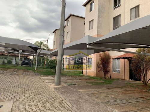 Imagem 1 de 30 de Apartamento Com 2 Dormitórios À Venda, 52 M² Por R$ 180.000,00 - Vila São Francisco - Hortolândia/sp - Ap1340