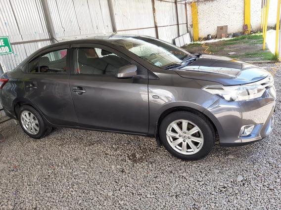 Toyota Yaris Auto Sedan