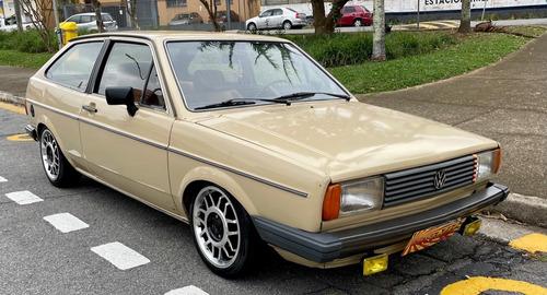 Imagem 1 de 11 de  Volkswagen Gol Ls 1.6 Alcool - 1986