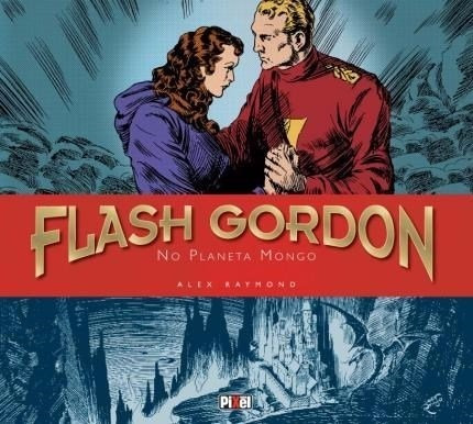 Flash Gordon No Planeta Mongo - Pixel - Bonellihq Cx380 G18