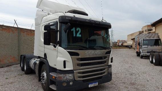 Scania P-360 2012 6x2