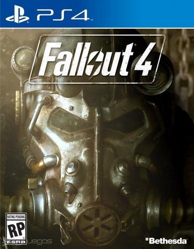 Imagen 1 de 1 de Fallout 4 - Ps4 Físico Nuevo & Sellado