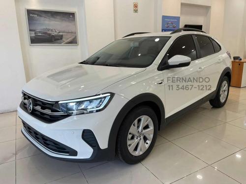 Volkswagen Nivus Comfortline 0km 2021 Vw Precio Tiptronic