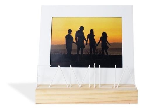Porta Retrato Família Lançamento Geguton