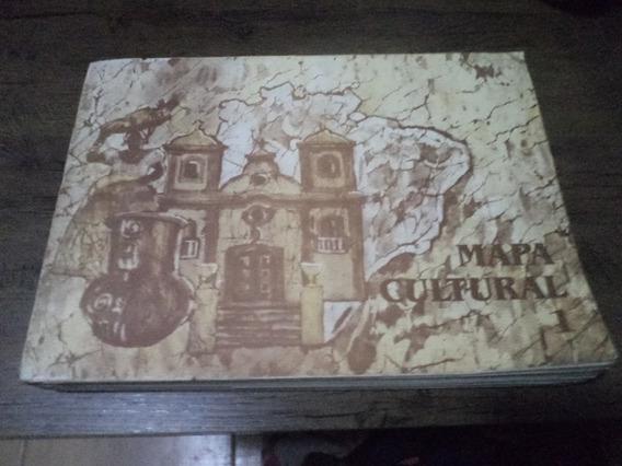 Diversos Autores Mapa Cultural Volume 1 Acre-minas Gerais