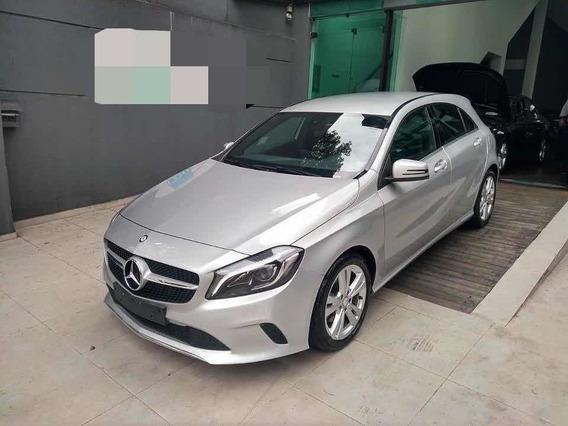 Mercedes-benz Classe A 1.6 Turbo Flex 5p 2016