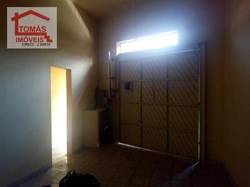 Imagem 1 de 23 de Duas Casas No Mesmo Terreno Em Pirituba, Podendo Ser Residencial Ou Comercial - Ca0907