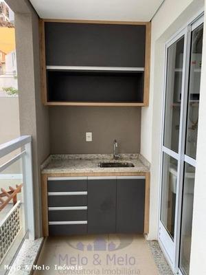 Apartamento Para Locação, Lago Do Taboão - 1480
