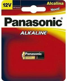 10und Bateria Pilha 12v P/controle Portão Panasonic (8467)