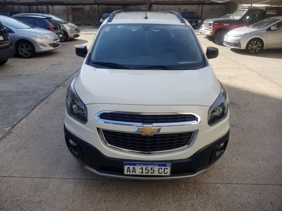 Chevrolet Spin 1.8 Activ A/t Ltz 5as At 105cv