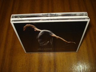 Box Cd Pablo Alboran / Terral Tour (nuevo Y Sellado) 2cd+dvd