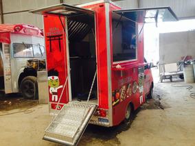 Food Truck, Tranformacao, Carro Lanche, Icebox
