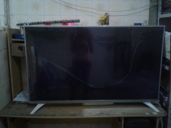 Tv Led Lg 49 - Com Tela Quebrada. Preço R$ 500,00.