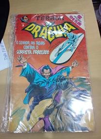 Terror De Drácula Nº 03 Editora Abril Marvel Comics Surfista