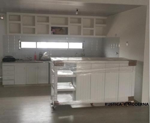 Imagen 1 de 5 de Isla De Cocina Desayunador