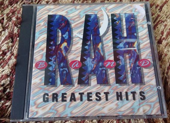 Rah Band - Greatest Hits Cd Rarissimo Em Estado De Novo!