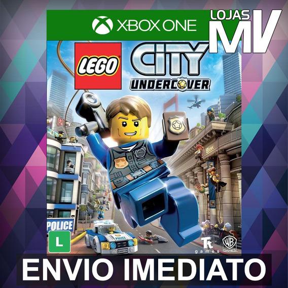 Lego City Undercover - Xbox One Código 25 Dígitos
