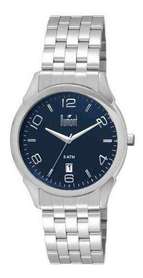 Relógios Analógico Dumont Du2315be/3a 5 Atm (50 Metros)