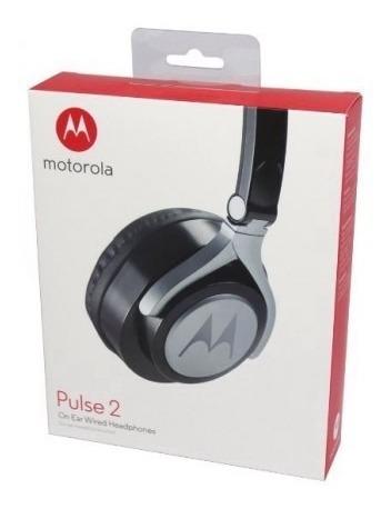 Fone Motorola Pulse 2 Com Microfone