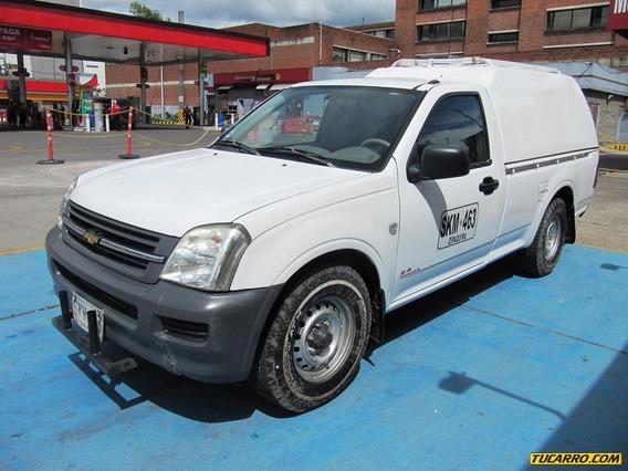 Chevrolet Luv D-max 2400cc 4x2 Mt Aa