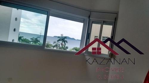 Imagem 1 de 15 de 4 Dormitórios Com Vista Para O Mar Em Santos - 1121