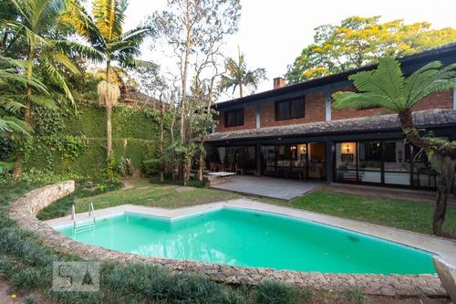 Casa À Venda - Fazenda Morumbi, 4 Quartos,  600 - S893118862