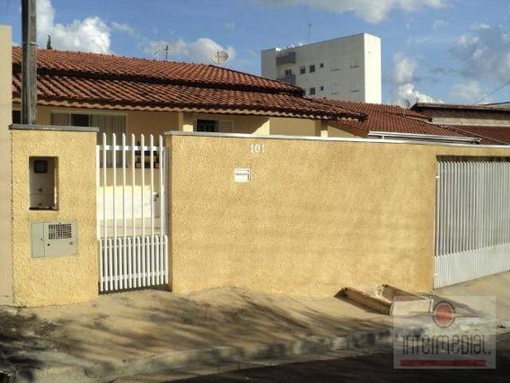 Casa Residencial À Venda, Jardim Residencial Vicente Laureano, Boituva. - Ca1558