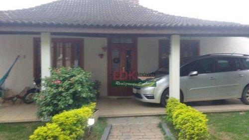 Imagem 1 de 10 de Casa Com 3 Dormitórios À Venda Por R$ 720.800 - Jardim Campo Grande - Caçapava/sp - Ca6285