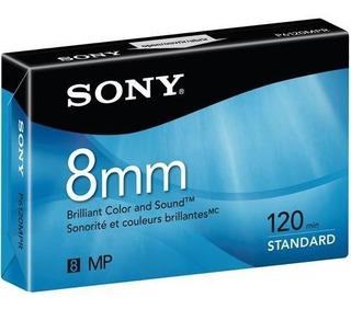 Casette Sony 8mm Para Filmadora