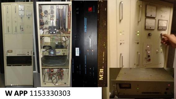 Transmisor Fm 1000 W, 300, 100 Y 40 W