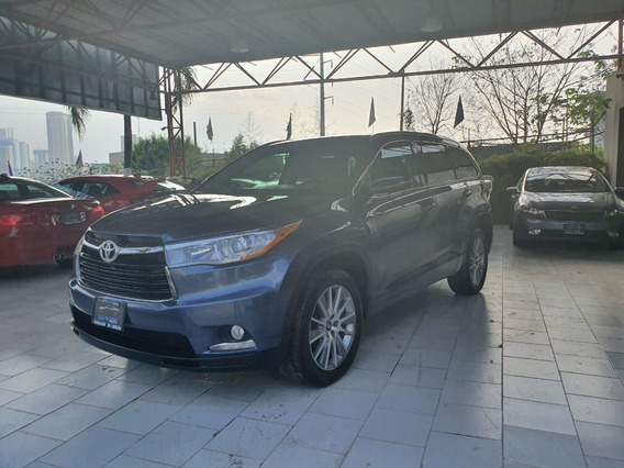 Toyota Highlander 2016 3.5 Limited At