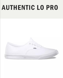 Tenis Vans Authentic Lo Pro