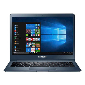Notebook Samsung Style S40 Np930x2k-kw1br Core M 5y31 Tela 1